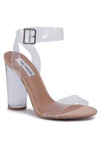 Białe sandały Steve Madden casualowe, na co dzień
