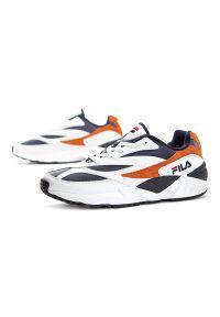 Sneakersy Fila z cholewką