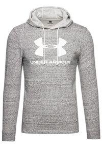 Under Armour Bluza UA Sportstyle Terry 1348520 Szary Regular Fit. Kolor: szary