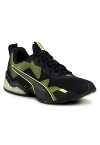 Czarne buty treningowe Puma z cholewką