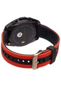 Smartwatch GARETT G35S Czerwony. Rodzaj zegarka: smartwatch. Kolor: czerwony