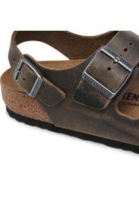 Zielone sandały Birkenstock