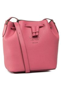 Różowa torebka worek DKNY
