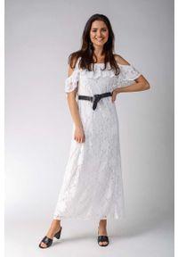Sukienka wizytowa Nommo maxi