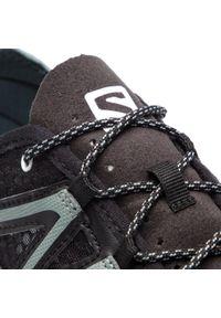 Czarne buty treningowe salomon