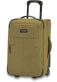 Żółta walizka Dakine