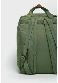 Doughnut - Plecak Macaroon. Kolor: zielony. Wzór: paski