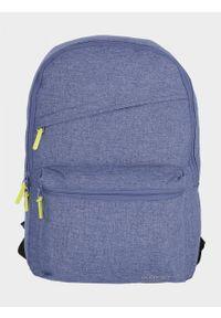 Niebieski plecak outhorn melanż