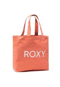 Pomarańczowa torebka klasyczna Roxy klasyczna