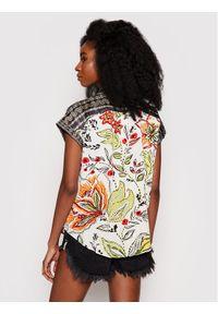 Koszula Desigual w kolorowe wzory