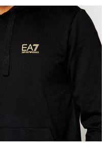 EA7 Emporio Armani Bluza 8NPM04 PJ05Z 0208 Czarny Regular Fit. Kolor: czarny