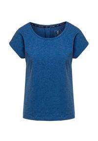 On Running - Koszulka ON RUNNING ON-T WOMAN. Materiał: elastan, materiał, bawełna. Sport: bieganie