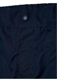 Niebieskie spodnie Reima na zimę