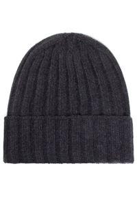 Czarna czapka Oscar Jacobson