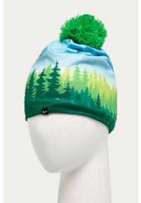 Niebieska czapka Viking