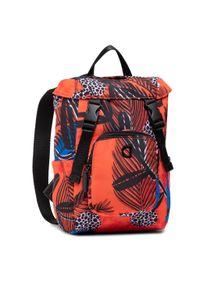 Pomarańczowy plecak Desigual