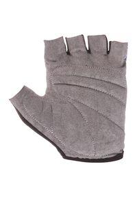 Rękawiczki rowerowe Nakamura Basic. Materiał: elastan, skóra, materiał, poliamid, bawełna, poliester. Sport: kolarstwo