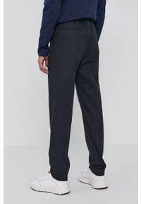 BOSS - Boss - Spodnie. Kolor: szary