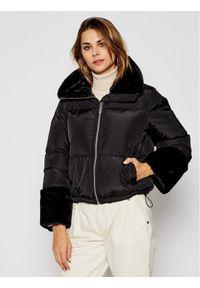 MICHAEL Michael Kors Kurtka zimowa MF02J7GYY4 Czarny Regular Fit. Kolor: czarny. Sezon: zima