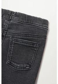 Szare jeansy Mango Kids #4