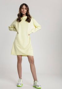 Renee - Żółta Sukienka Kallilis. Kolor: żółty