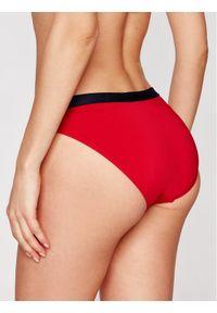 TOMMY HILFIGER - Tommy Hilfiger Dół od bikini Classic UW0UW02710 Czerwony. Kolor: czerwony
