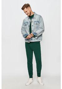 Zielone spodnie dresowe GAP