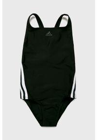 Czarny strój kąpielowy adidas Performance