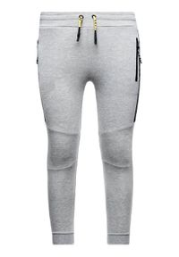 Szare spodnie dresowe Primigi