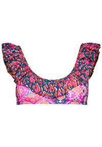 Maaji Góra od bikini 2629SBR001 Kolorowy. Wzór: kolorowy