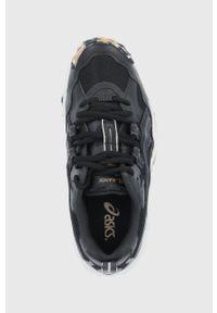 Asics - Buty Gel-Nandi. Nosek buta: okrągły. Zapięcie: sznurówki. Kolor: czarny. Materiał: guma. Obcas: na obcasie. Wysokość obcasa: niski