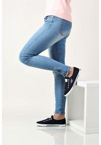 Pepe Jeans - Trampki pepe jeans pls30001. Materiał: materiał. Sezon: wiosna. Styl: klasyczny