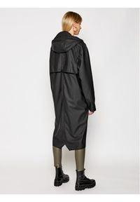Rains Kurtka przeciwdeszczowa Unisex 1836 Czarny Regular Fit. Kolor: czarny #6