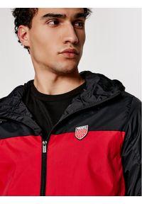 Czerwona kurtka przejściowa Prosto.