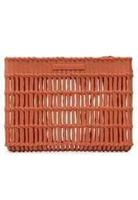 melissa - Torebka MELISSA - Clutch + Salinas 34178 Orange 51553. Kolor: pomarańczowy