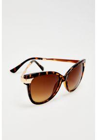 Okulary przeciwsłoneczne MOODO w gradientowe wzory