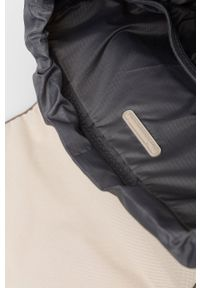 Lefrik - Plecak. Kolor: beżowy. Materiał: materiał
