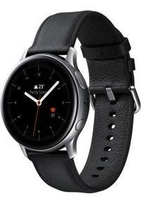 SAMSUNG - Smartwatch Samsung Galaxy Watch Active 2 Czarny (SM-R830NSSAXEO). Rodzaj zegarka: smartwatch. Kolor: czarny