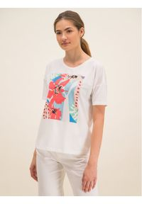 Beżowy t-shirt Laurèl
