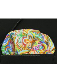 Wielokolorowa poszetka Chattier w kolorowe wzory