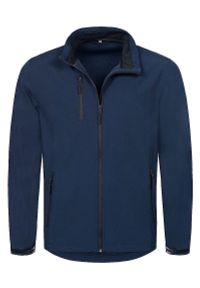 Niebieska kurtka Stedman na co dzień, sportowa