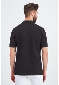 Koszulka polo Philipp Plein sportowa, z nadrukiem, polo
