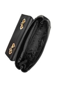 Czarna torebka Blumarine skórzana