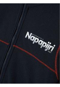 Niebieska bluza Napapijri #3