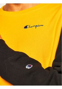 Champion Bluza Premium 214284 Pomarańczowy Oversize. Kolor: pomarańczowy