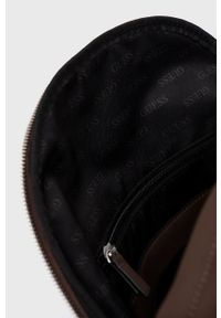 Guess - Plecak. Kolor: brązowy