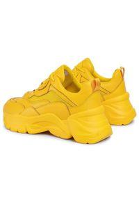 Żółte buty sportowe Togoshi