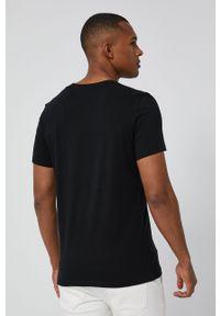 medicine - Medicine - T-shirt by Alek Morawski. Kolor: czarny. Wzór: nadruk