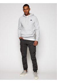 G-Star RAW - G-Star Raw Spodnie materiałowe Rovic D02190-5126-976 Szary Tapered Fit. Kolor: szary. Materiał: elastan, bawełna, materiał