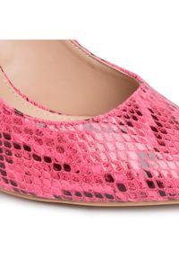 DeeZee Szpilki KL-HT92831-1 Różowy. Kolor: różowy. Obcas: na szpilce